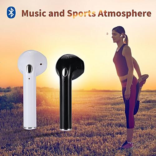 Bluetooth Earphone Wireless Earphone Mini In-Ear DC 5V Music Play Phonecall Headset Rechargeable Sweatproof