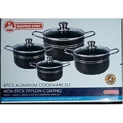 3e8a11d48801 Master Chef Non Stick Pots - 4Pcs   Jumia NG