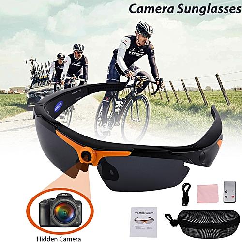90510bc55de Generic 1080P HD Bluetooth Sunglasses Camera Video Recorder Photograph Polarized  Glasses