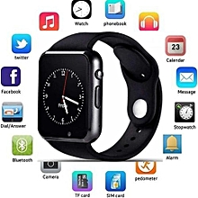 16db18362864 Smart Wrist Watch Phone(SIM Card,Memory Card, Camera Etc)
