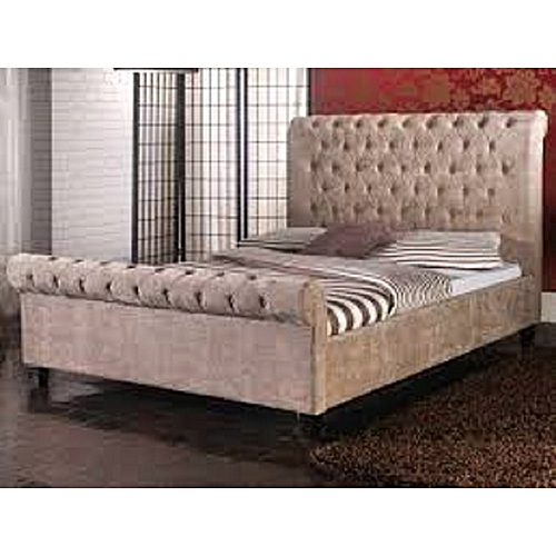 Brian Bed Frame In All Sizes (mattress, Dressing Mirror Set & Foot Rest Available On Request), DELIVERY IN LAGOS.
