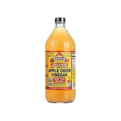 Apple Cider Vinegar Organic 946ml, 32oz (Raw/Unfiltered) With ' The Mother'