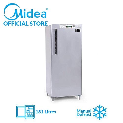 HS-235L (181-Litre) Single Door Refrigerator - Silver
