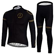 dd40ecde4 Men  039 s Cycling Clothing Bike Long Sleeve Bicycle Jersey Racing Clothing  Sports Wear