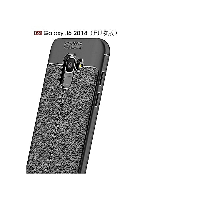 release date: aefe7 9db57 Samsung Galaxy J6(2018 EU) Phone Back Cover - Black And Blue.