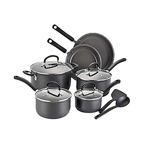 T-FAL 12pc Cookware set