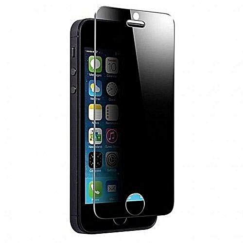 pretty nice f393a 686ff IPhone 5/5s (Privacy)Tempered Glass Screen Protector