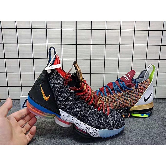 97c7d95c160 Fashion LeBron James Men s Basketball Shoes LBJ16 Sports Sneakers ...