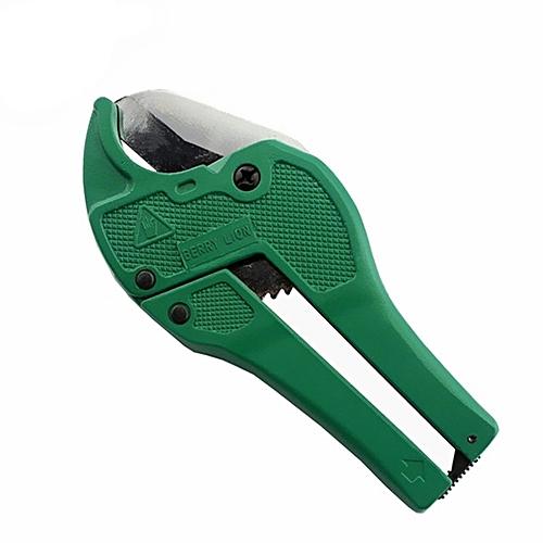 BERRYLION 42mm Plastic Pipe Cutter PVC/PU/PP/PE Hose Water Tube Scissors Aluminum Alloy