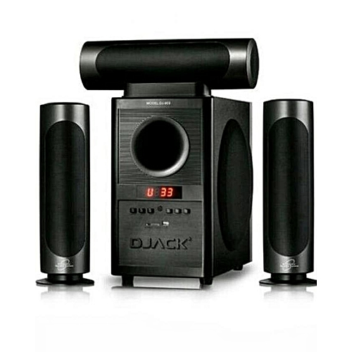 Powerful 3.1 X-Bass Bluetooth Home Theatre System - DJ-903L