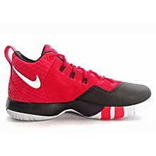 Nike Men Ambassador IX Basketball Shoes Lebron James Red Black 852413-616 US9 RHK2