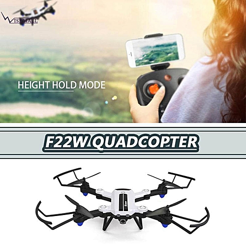Quadcopter UAV Aircraft Drone Programmable 720p Intelligent Durable