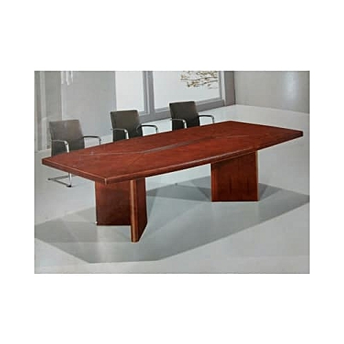 10-seater Conference Table - Dark Cherry