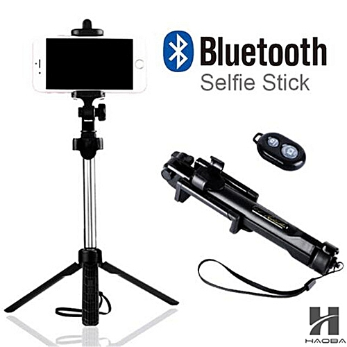 Bluetooth Selfie Stick/ Tripod For IPhone 6,7,8 Plus&Android