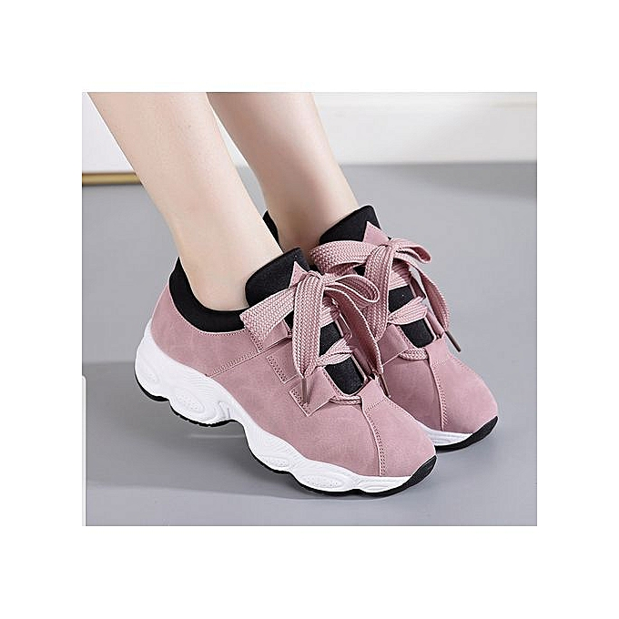 670f7e117 Women's Classic Shake Shoes All-Match Street Sneakers Sport Running Shoes  (37-40
