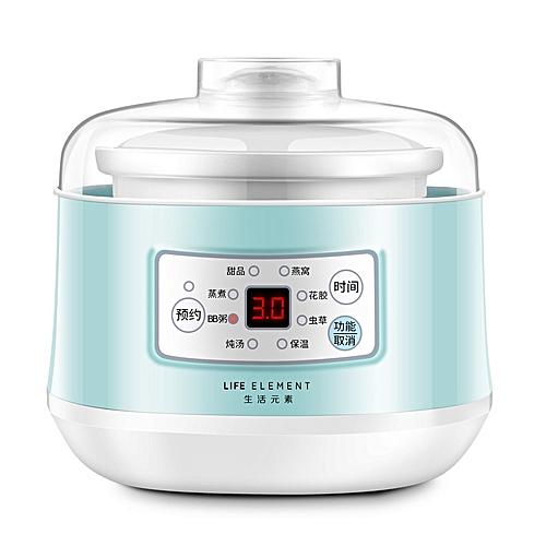LIFE ELEMENT H1 Baby Porridge Electric Cooker Ceramic Pot