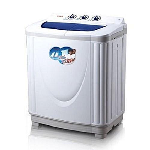 QASA Semi Automatic Double Tub Washing Machine - 8.2kg