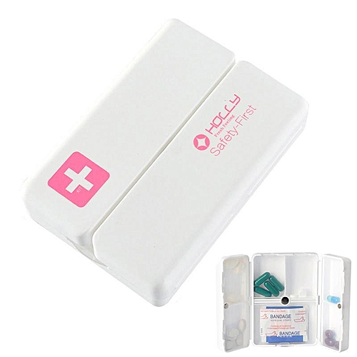 1 Pcs Portable Magnetic Seal Pill Box Pill Bag For Pill Case For Travel # Pill Box