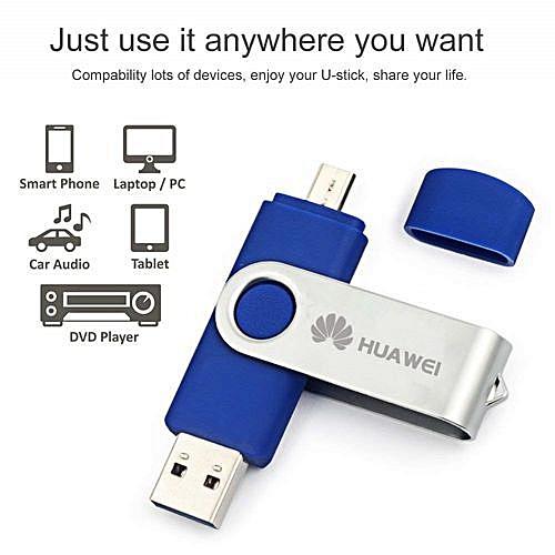 OTG 1TB/2TB USB Flash Drive USB 2.0 Pen Drive Memory Stick U Disk