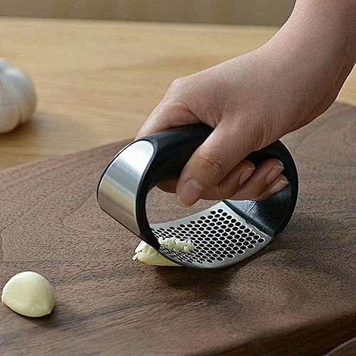 Practical Garlic Masher Press