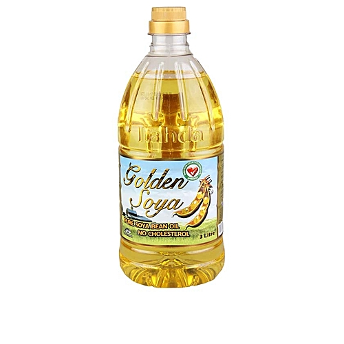 Golden Soya Oil_3liters