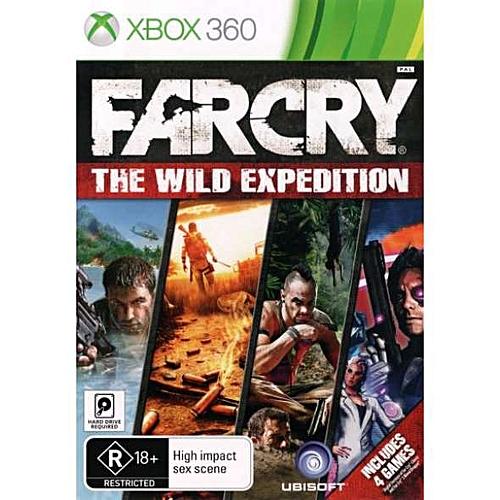 Far Cry Wild Expedition - Xbox 360
