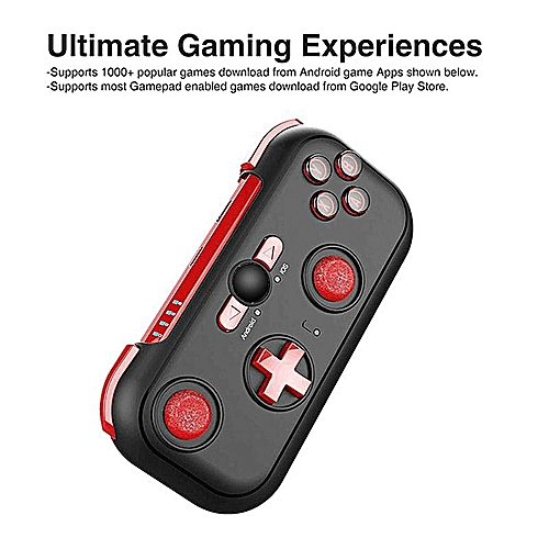 Gamepad Joystick Pad Wireless Game Controller For Android/ IOS/Nintendo/Switch LBQ