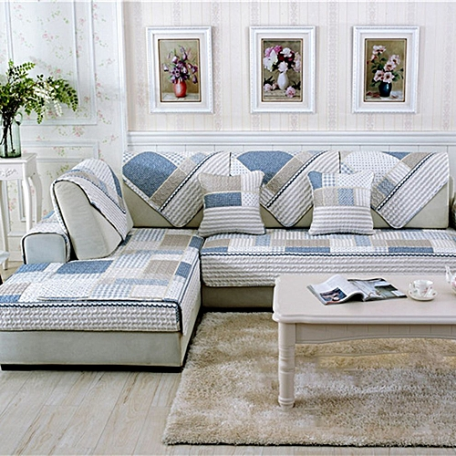Generic Home Universal Modern Sofa Furniture Seats Mat Cotton Non