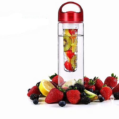 Fruit Infusion Water Bottle