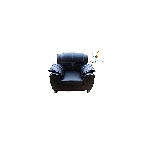 7seater Leather Chair Brown, Delivery Lagos Only