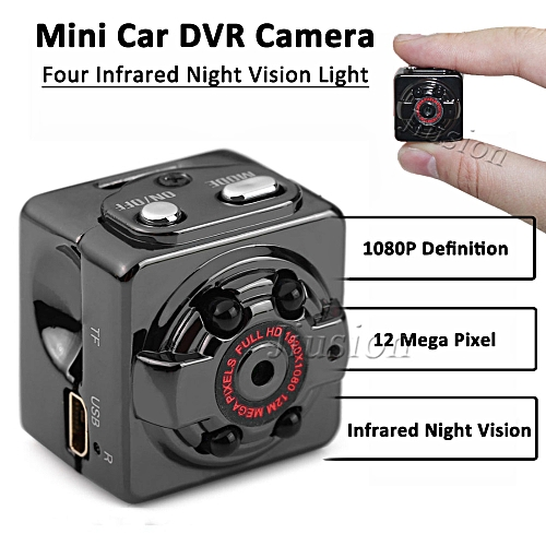 Ebay Motors Official Website Car Mini Hidden Vehicles Hd 1080p Camcorder Dvr Dv Camera Recorder Sport Video Safety & Security
