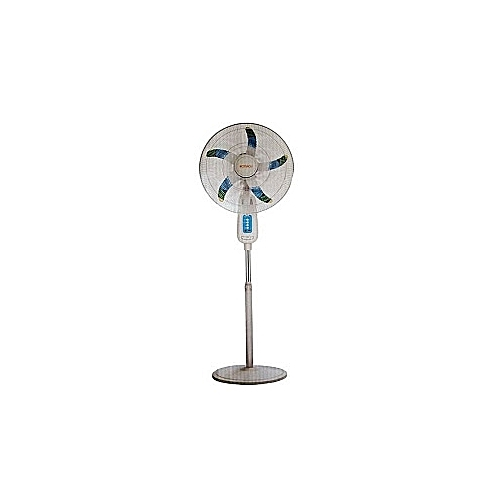 18inches Lontor Rechargeable Standing Fan With Remote Control And USB