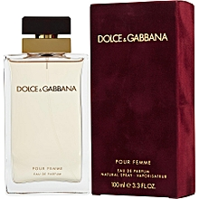 Dolce   Gabbana THE ONLY ONE EDP 100ml. ₦ 39,000. 100ml. Buy now · Pour  Femme 100ml EDP ce0fe7dd1537