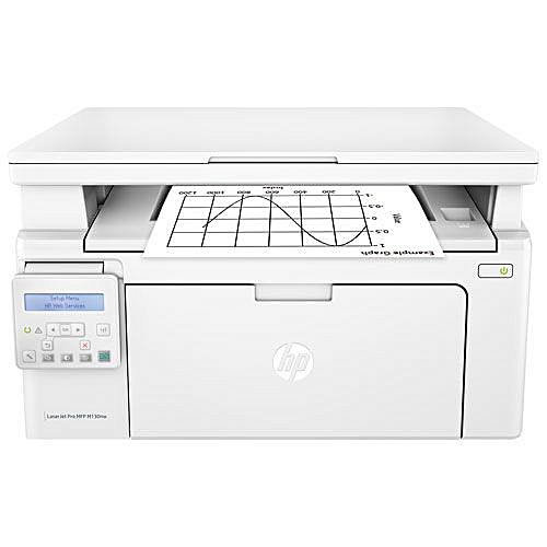 LaserJet Pro MFP M130nw Multi-function Printer(Print/Scan/Copy)