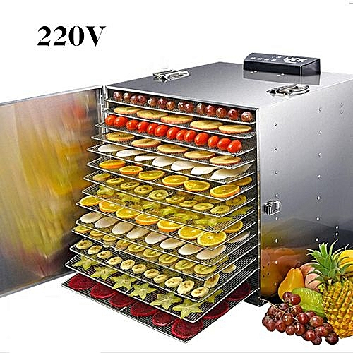 15 Trays Commercial Food Dehydrator