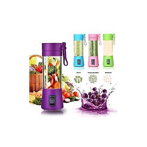 Rechargeable Juice Blender (4 Blades) -