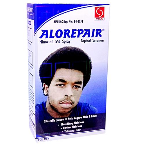 Minoxidil 5% For Treatment Of Alopecia And Baldness (Improved Formula)