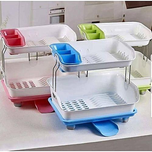 Multi-Purpose Dish Drainer