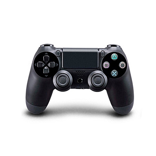 Wireless Bluetooth Game Controller Gamepad For Sony PS4 Color:Black