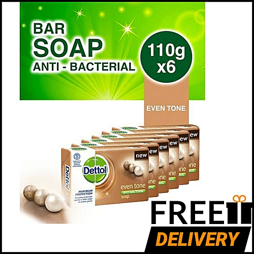 Soap Even Tone - 70g (Pack Of 6)
