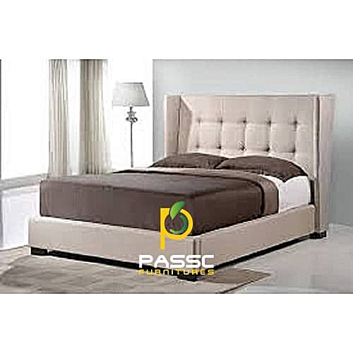 Cushion Bed Frame. Delivery Only To Lagos
