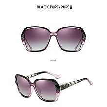 941020891e7e Luxury Brand Design Sunglasses Oversized Women Polarized Sun Glasses High  Quality Female Prismatic Eyewear