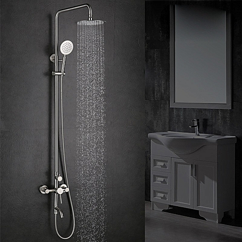 304 Stainless Steel Shower Set S Hot And Cold Water Faucet