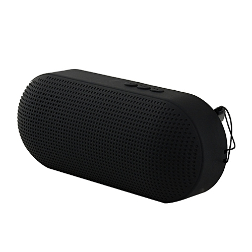 Classic Bluetooth Mini Speaker For Bluetooth Devices- Black
