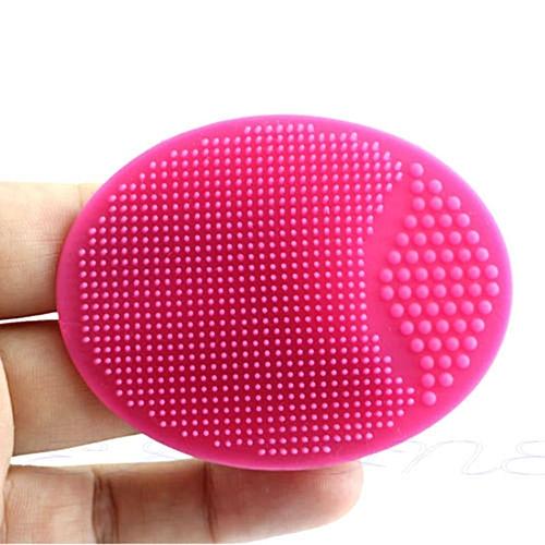 Honana BC-409 Bathroom Wash Pad Face Exfoliating SPA Blackhead Facial Clean Brush Baby Shower Bath
