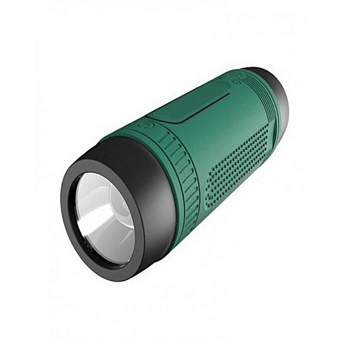 S1 Portable Multifunction Bluetooth Speaker With Torch - Multi-Color