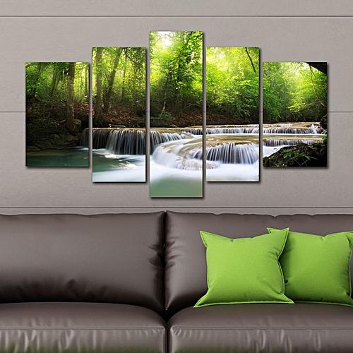 DYC 10091 5PCS Landscape Canvas Print Art