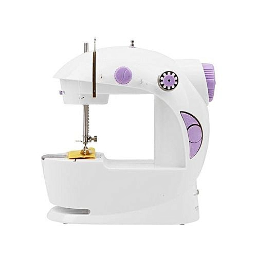 Fancy 4 In 1 Mini Portable Sewing Machine-Electric/Battery
