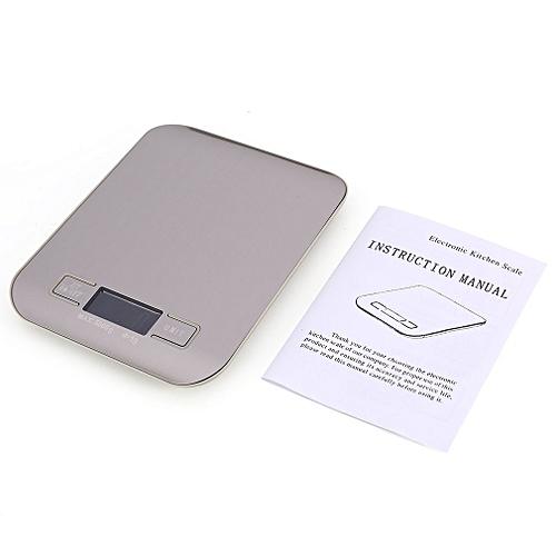 Mini Digital Pocket Scale 5000g 1g Precision For Kitchen Jewellery Gold