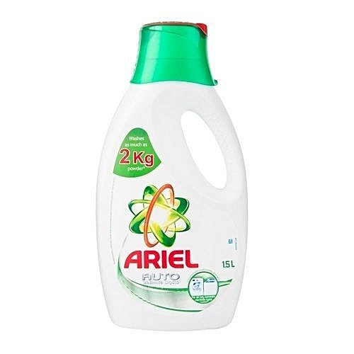 Auto Washing Liquid (for Washing Machine Use) 1.5litres